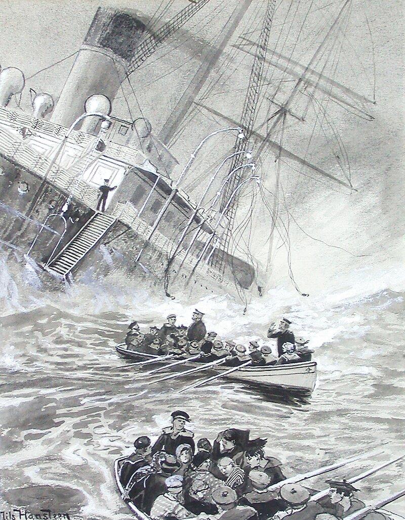 Skibbrudd 1894