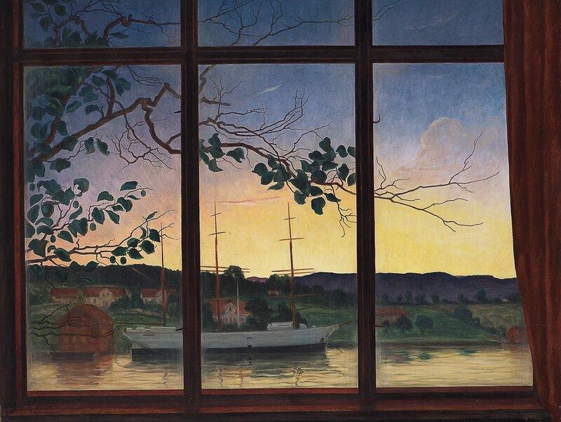 Fra Porsgrunn 1918
