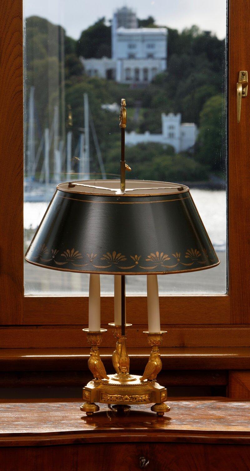 Skrivebordslampe