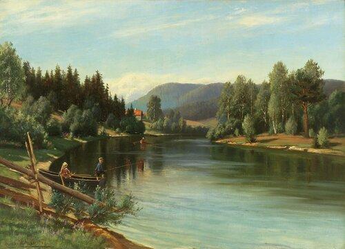 Fra Simoa paa Modum 1894