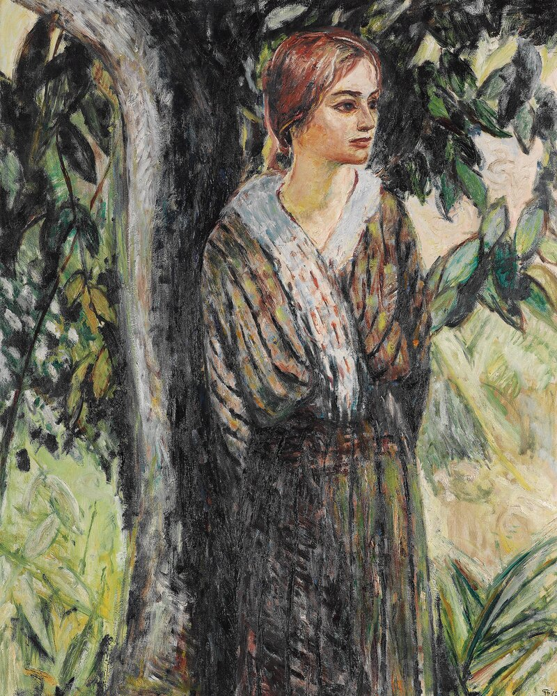 Under treet 1915