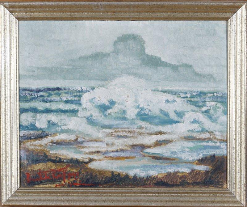 Coastal Landscape 1943