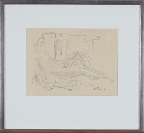 Reclining Nude 1938