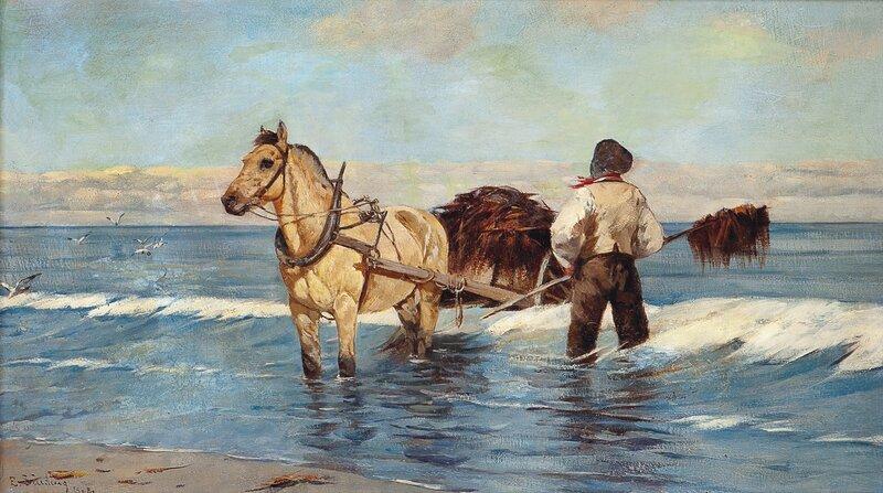 Tarekjøring på Jæren 1908