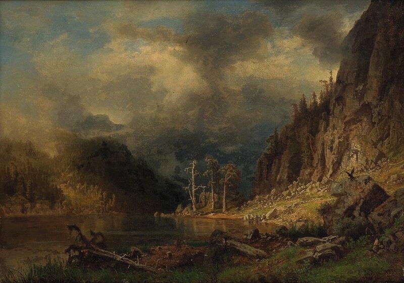 Skogslandskap 1859