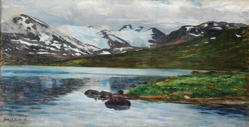 Fra Jotunheimen 1896