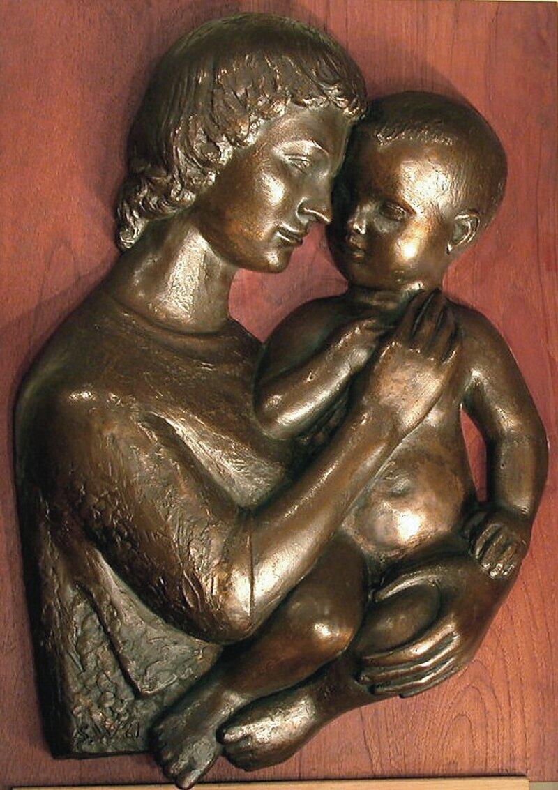 Mor og barn 1961