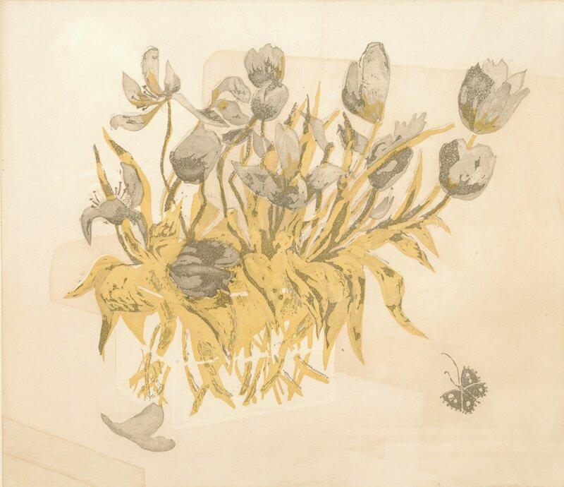 Tulipaner i sordin 1987