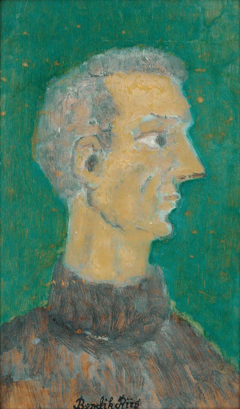 Portrait of Oskar