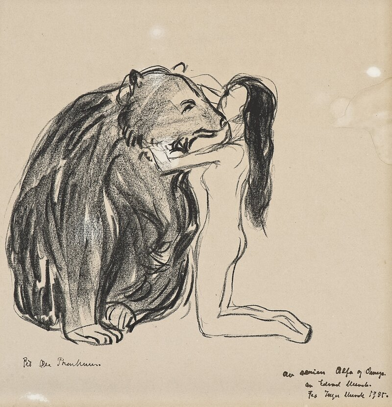The Woman and the Bear