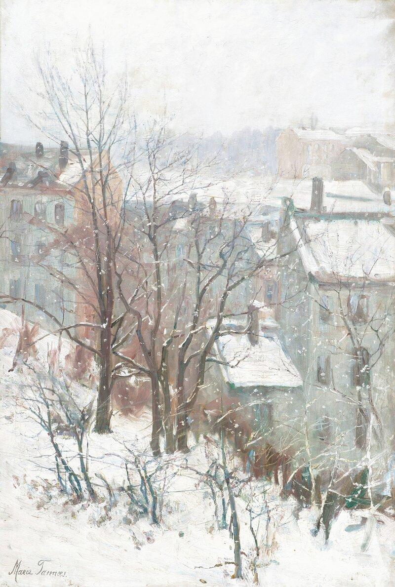 Snevær