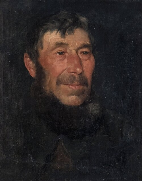 Den syke 1875