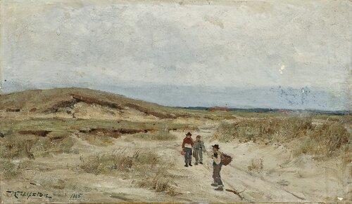 Fra Jæren 1885