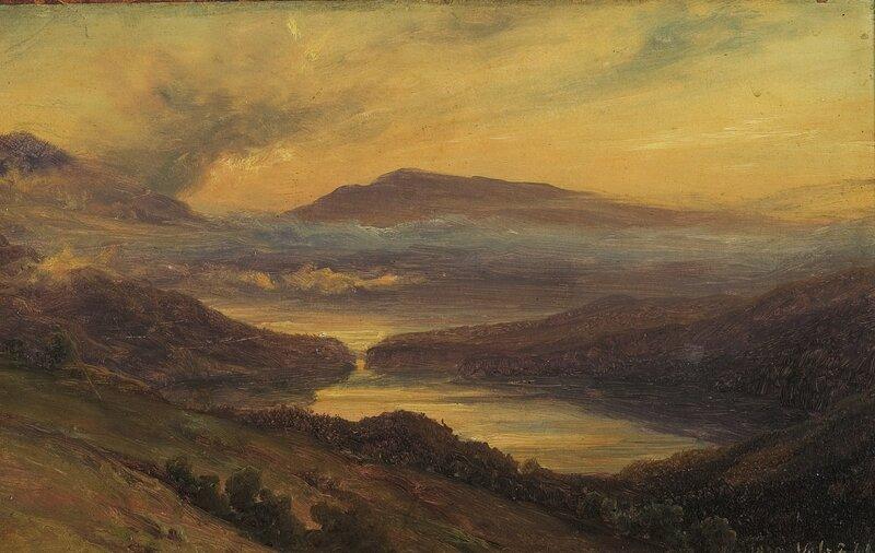 Fra Voss 1830