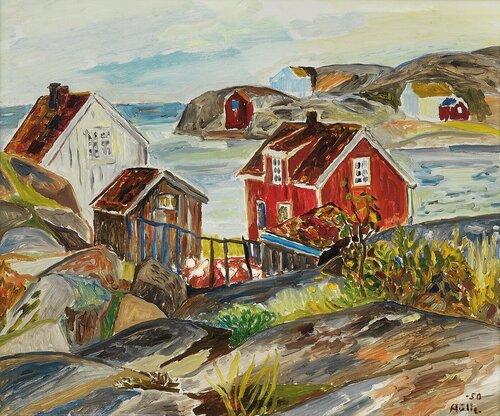 Fra Portør 1950