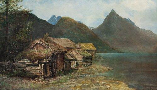 Fra Hjørundfjord