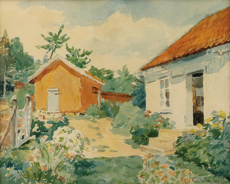 Gårdstun 1938