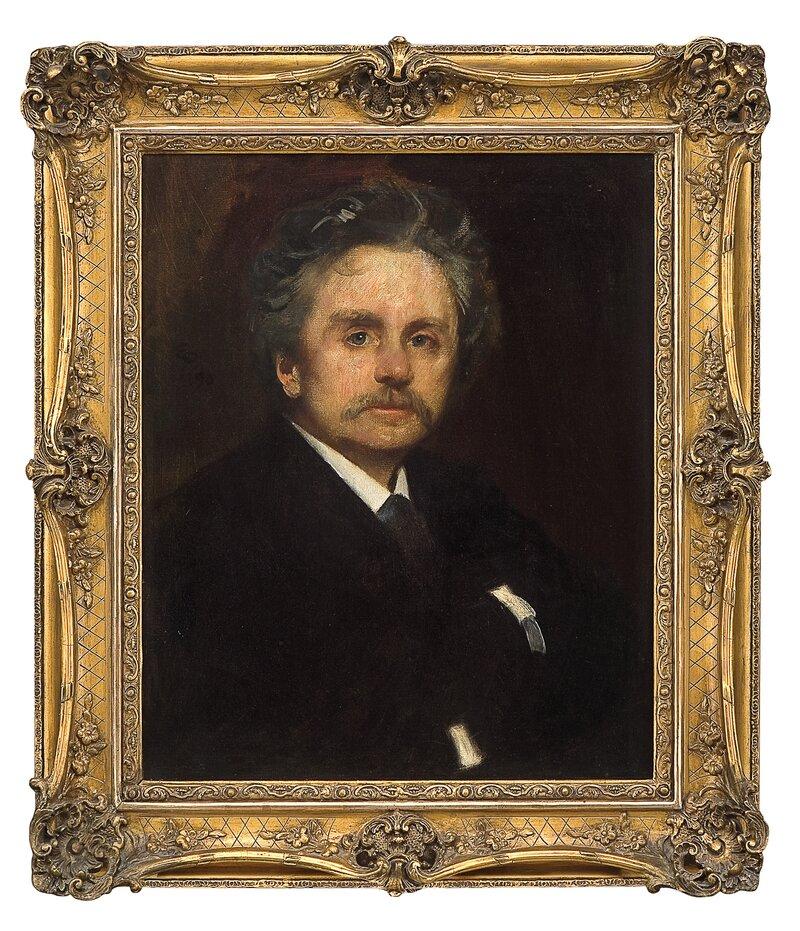 Edvard Grieg 1890