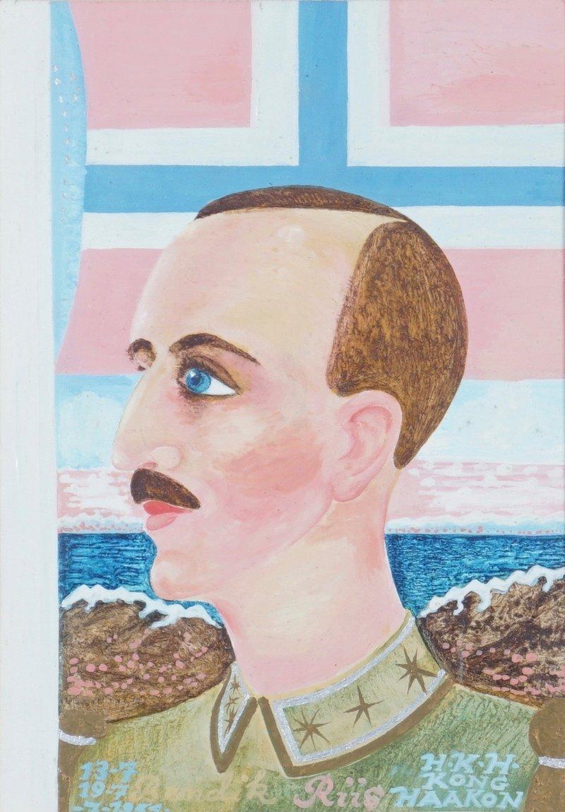HKH Kong Haakon 1951