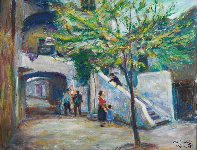 Fra Capri 1952