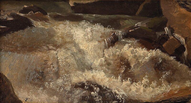 Fossefall 1831
