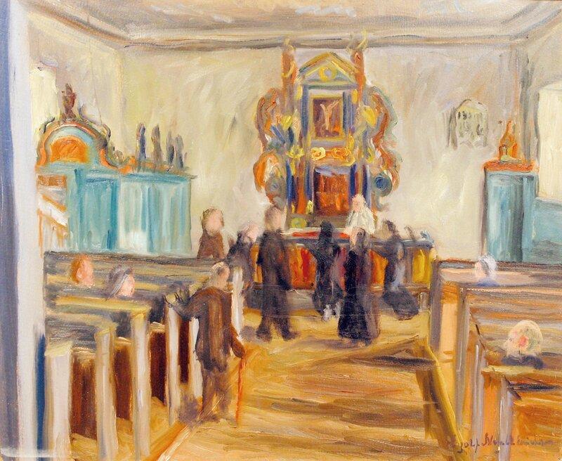 Bønsnes kirke Hole Ringerike