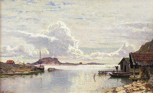 Kystparti fra Nord-Norge