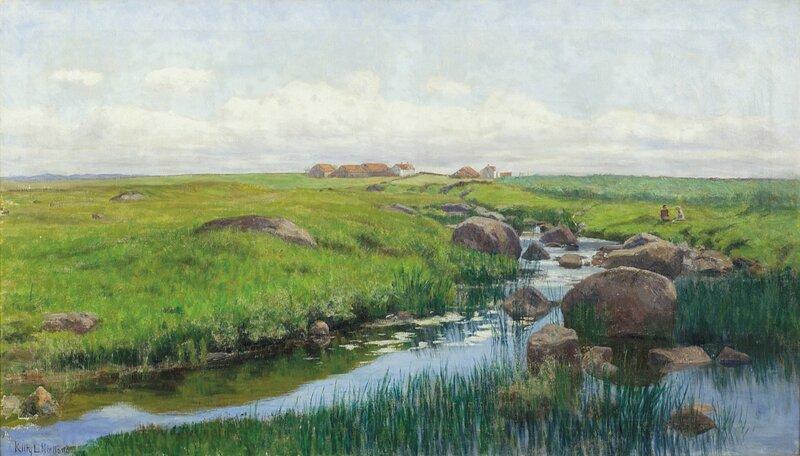 Fra Jæren 1904