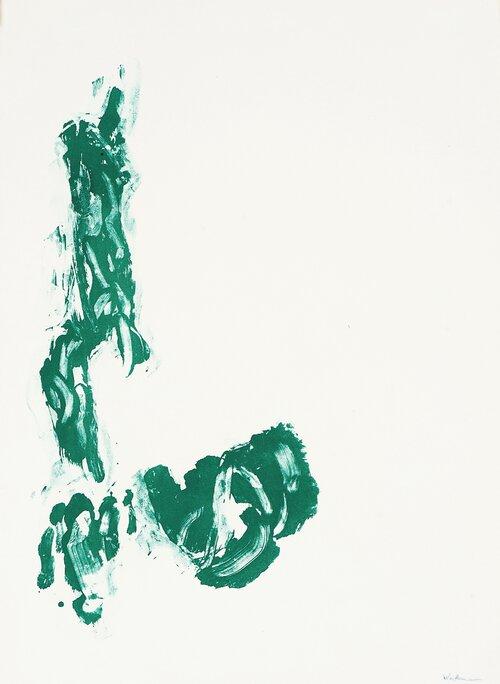 Komposisjon i grønt