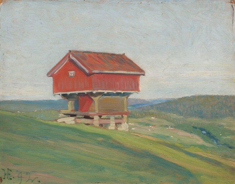Stabbur 1892