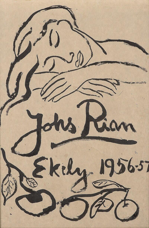 Ustillingsplakat 1956-57
