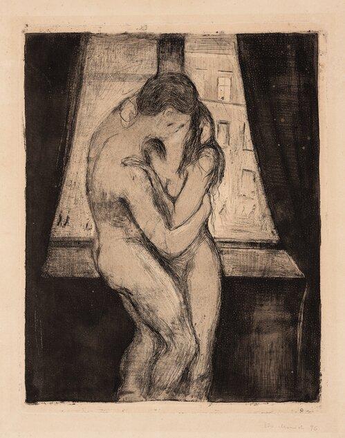 The Kiss 1896