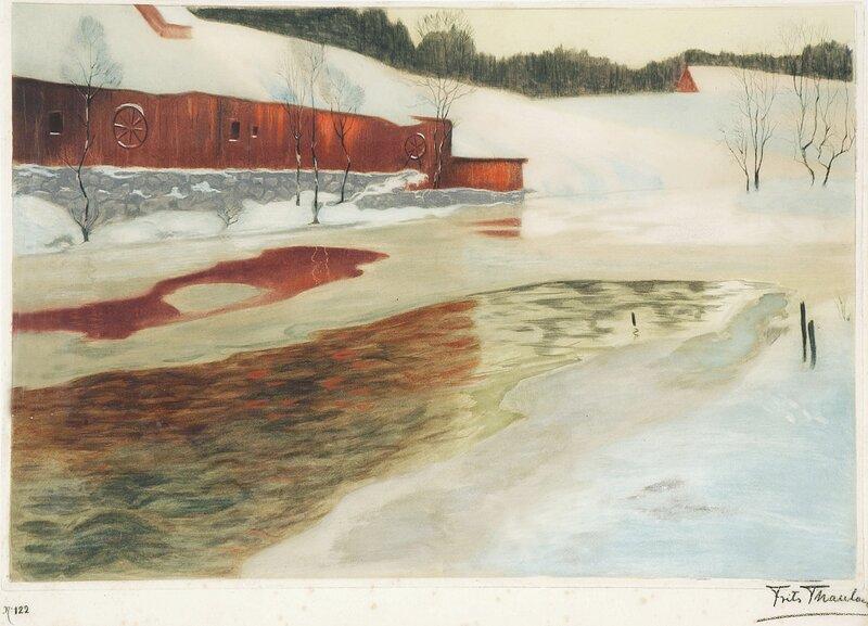 Inntrykk fra sne