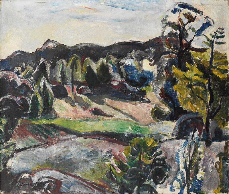 Landskap 1917
