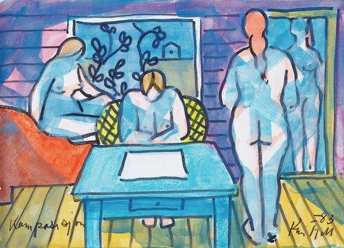 Komposisjon 1983