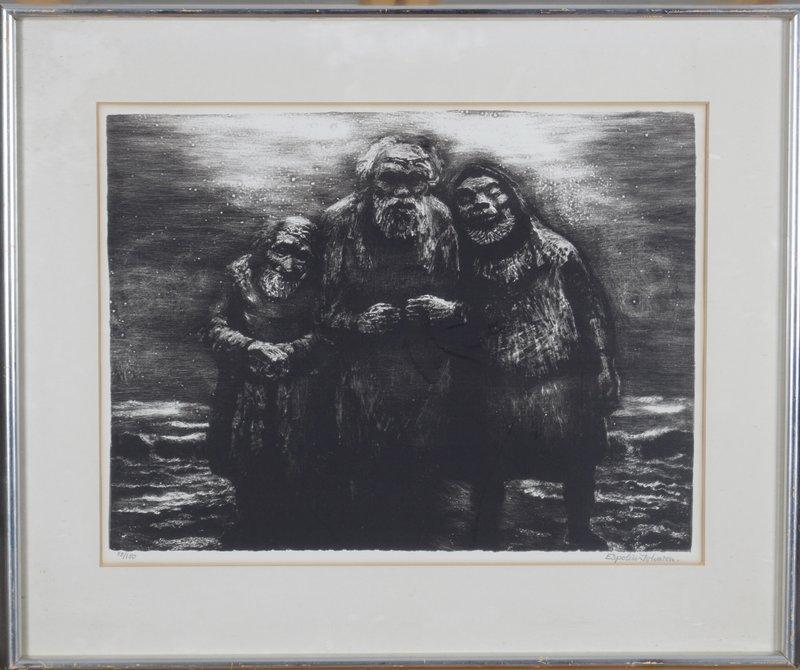 De tre hellige gamle menn
