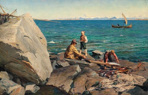 Sløying, Nordland