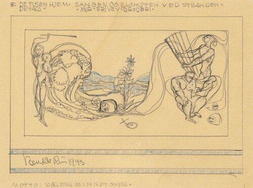 Sjelers minnetoner 1943