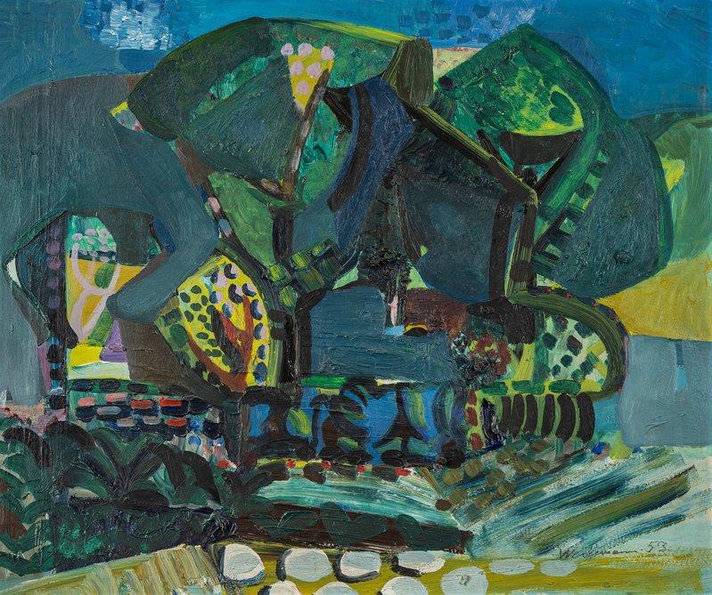 Landskap 1953