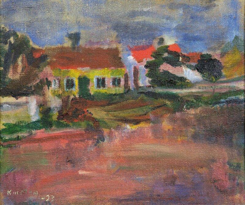 Fra Skagen 1923