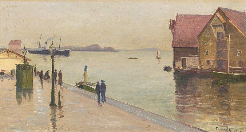 Østre havn 1911