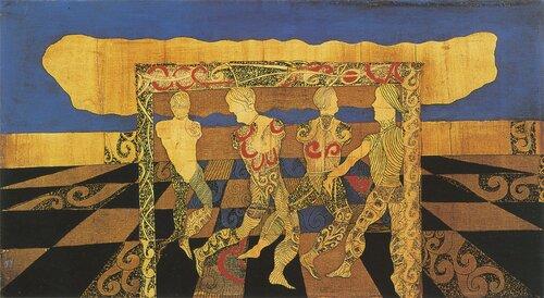 Hommage à Botticelli