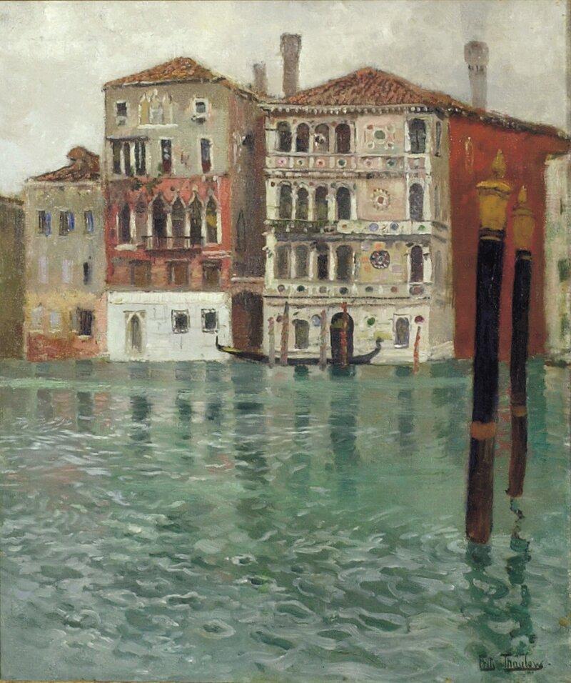 Ved Canale Grande, Venezia