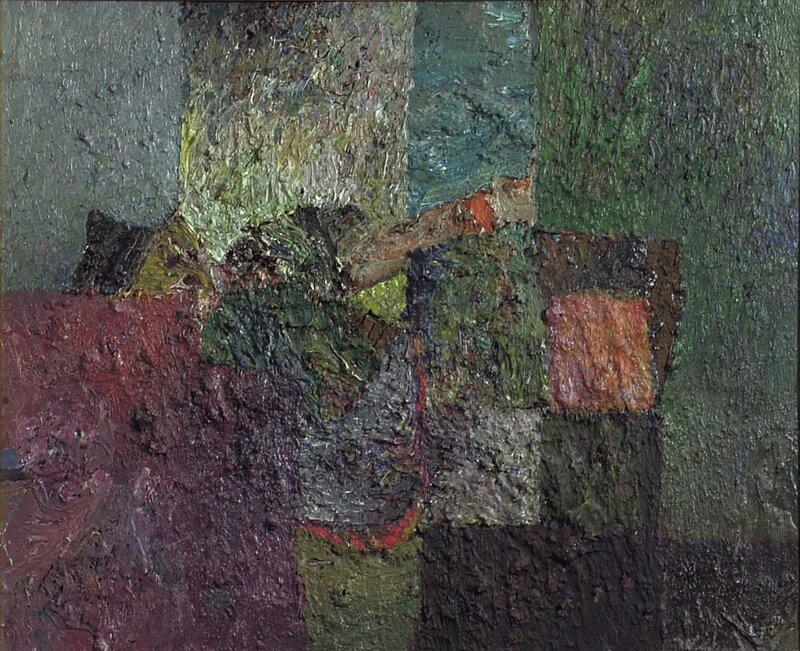 Grønt løv Tjøme 1961