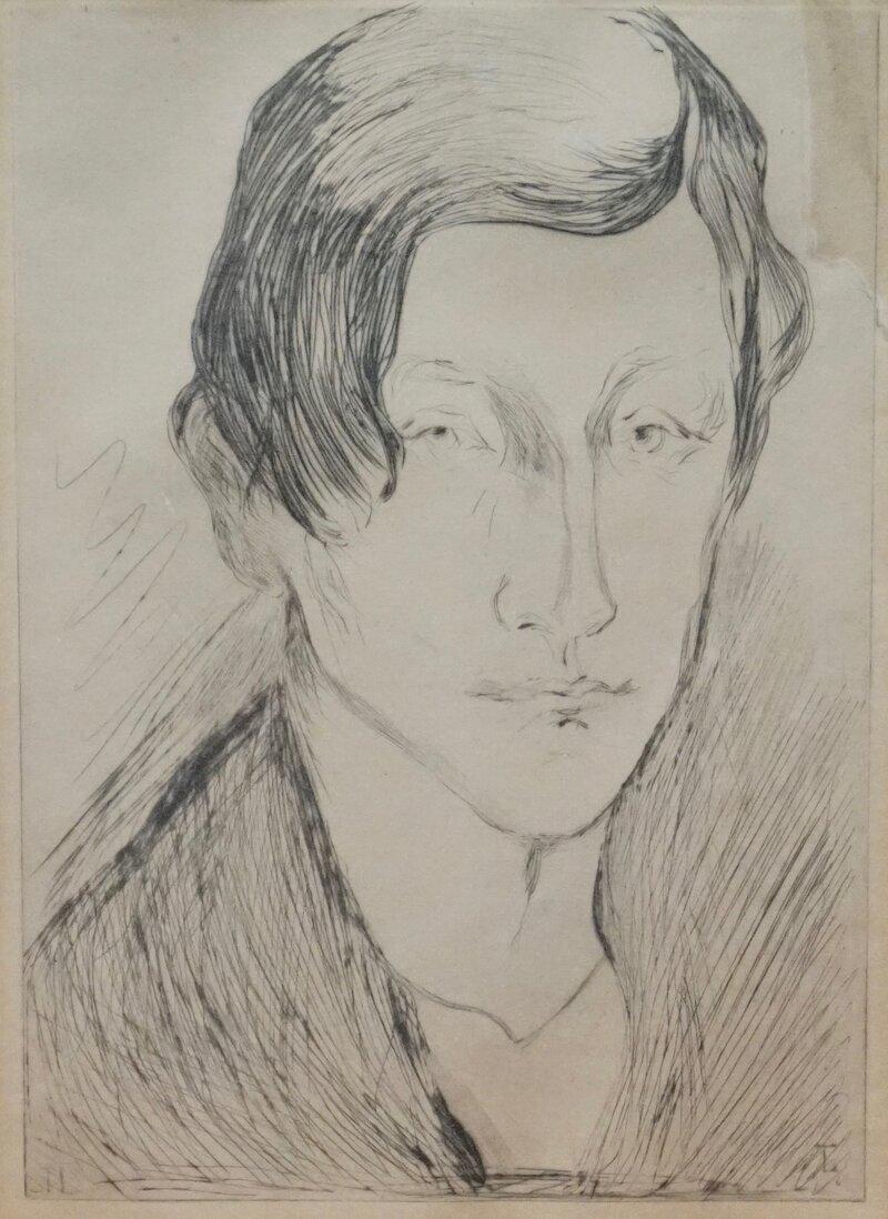 Portrait of Arne Kavli