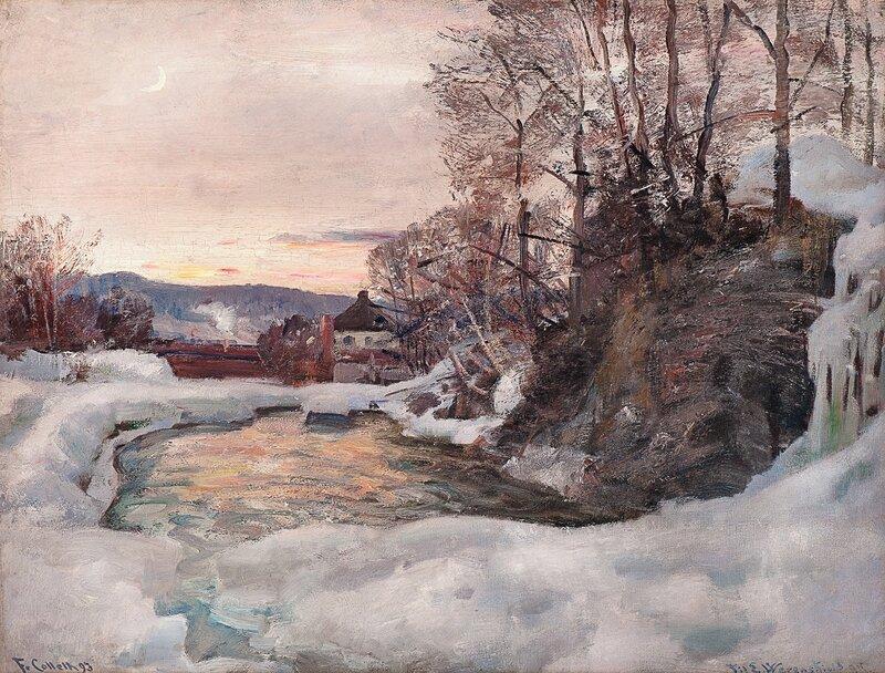 Marsaften, fra Mesna 1893