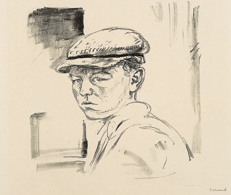 Jarl Young Boy with Peaked Cap