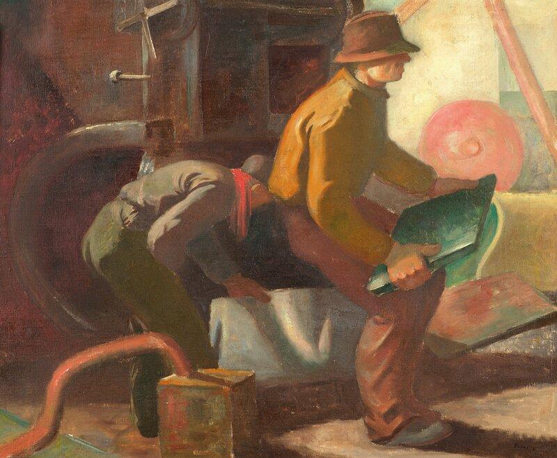 Arbeidere 1931