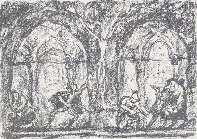 Lysluggen Augustin, rødtoppen Killian og den moralske verdensorden