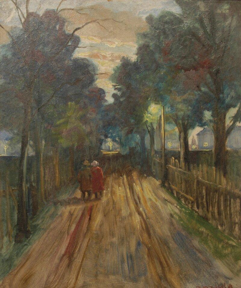 Fra Tøyenhagen 1948
